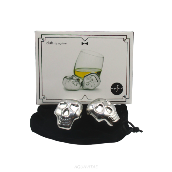 Pietre Teschio Refrigeranti Club Sagaform  Accessori per Raffreddare Whisky