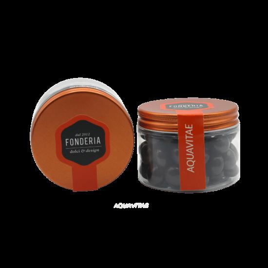 Cioccolata Fonderia Dragèe di Amaretti Fonderia Dolci e Design