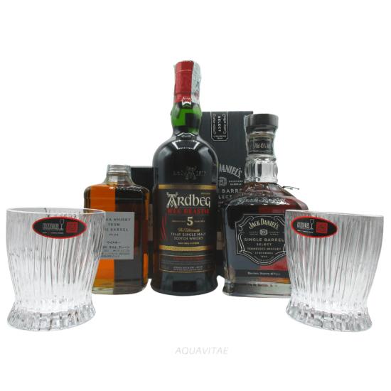 Whisky o Whiskey? - Set Degustazione Whisky Single Malt Whisky