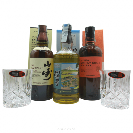 Whisky Giappone Che Passione - Set Degustazione Whisky Whisky Giapponese Single Malt