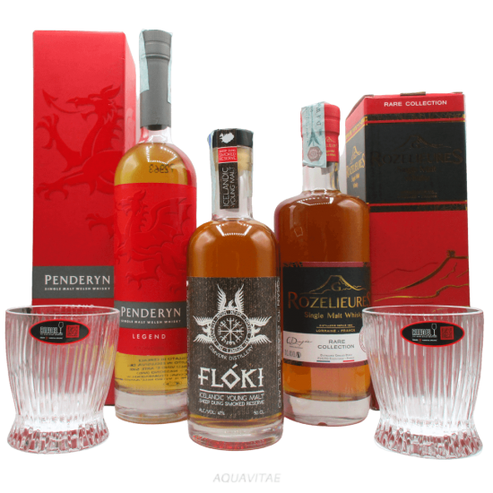 Due Passi in Europa - Set Degustazione Whisky Single Malt Whisky