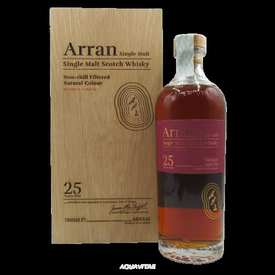 Whisky Arran 25 Year Old Single Malt Scotch Whisky