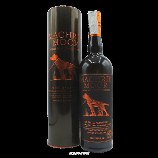 Whisky Arran Machrie Moor Peated Single Malt Scotch Whisky