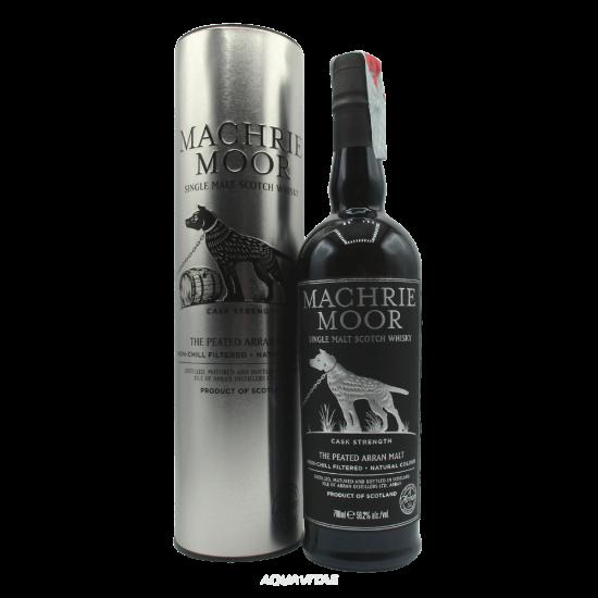Whisky Arran Machrie Moor Peated Cask Strength Single Malt Scotch Whisky