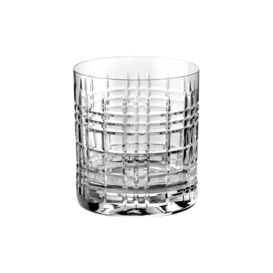 Bicchieri Whisky  Carved Whisky Tumbler 280 ml Bicchieri da Degustazione Whisky