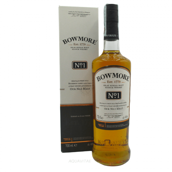Whisky Bowmore No.1 Single Malt Scotch Whisky