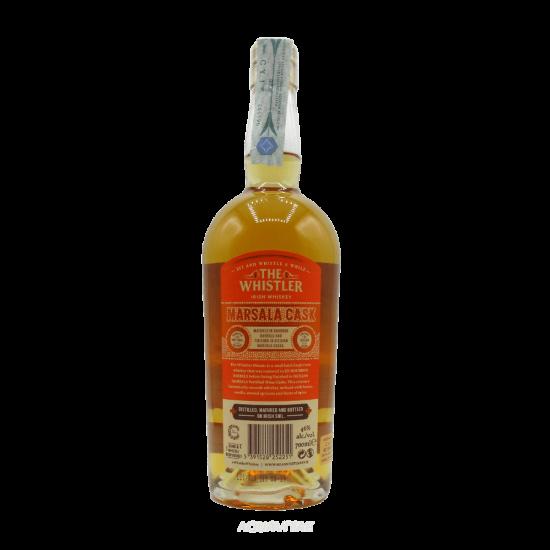 Whiskey The Whistler Mosaic Marsala Cask Finish Whiskey Irlandese Single Grain