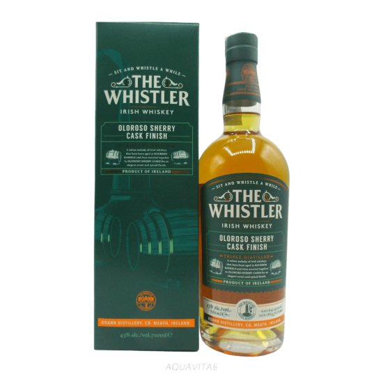 Whiskey The Whistler Sherry Oloroso Cask Finish Whiskey Irlandese Blended