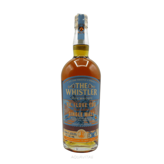 Whiskey The Whistler P.X. I Love You Whiskey Irlandese Single Malt