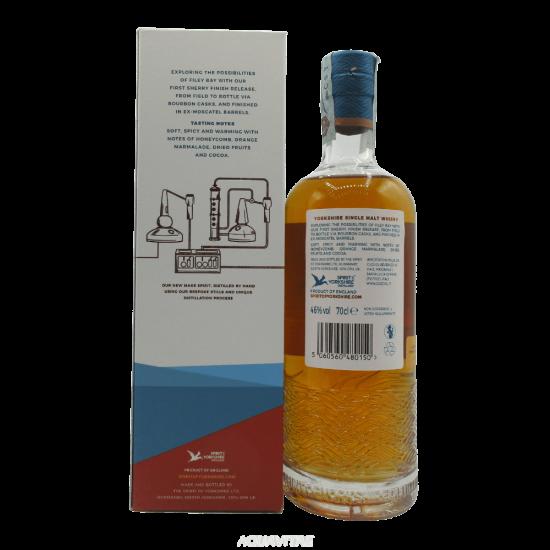 Whisky Filey Bay Moscatel Cask Finish Single Malt Whisky Regno Unito