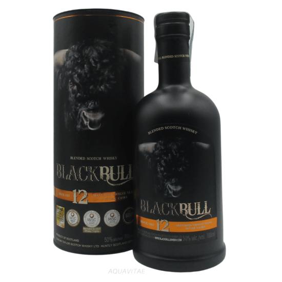 Whisky Black Bull 12 Year Old  Whisky Scozzese Blended