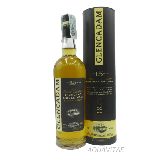 Whisky Glencadam 15 Year Old The Rather Dignified - Single Malt Scotch Whisky