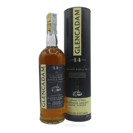 Whisky Glencadam 14 Year Old The Rather Enriched Single Malt Scotch Whisky