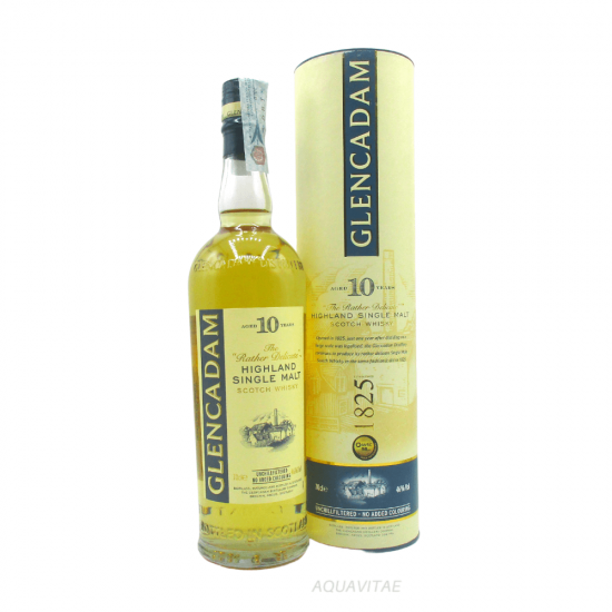 Whisky Glencadam 10 Year Old The Rather Delicate Single Malt Scotch Whisky