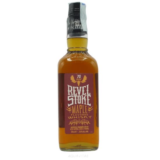 Whisky Revel Stoke Maple Whisky Canadese Blended