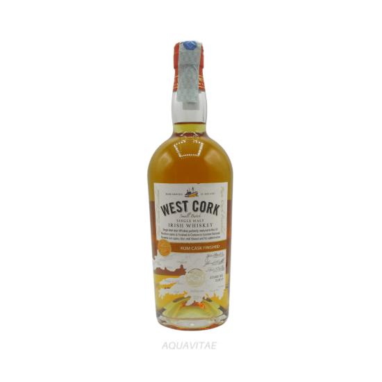 Whiskey West Cork Small Batch Rum Cask - Whiskey Irlandese Single Malt