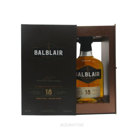 Whisky Balblair 18 Year Old  Single Malt Scotch Whisky