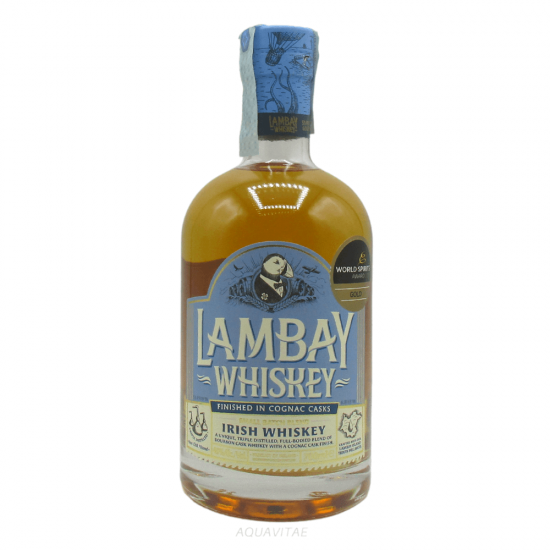 Whiskey Lambay Whiskey Small Batch Blend Whiskey Irlandese Blended