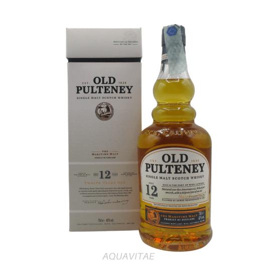 Whisky Old Pulteney 12 Year Old Single Malt Scotch Whisky