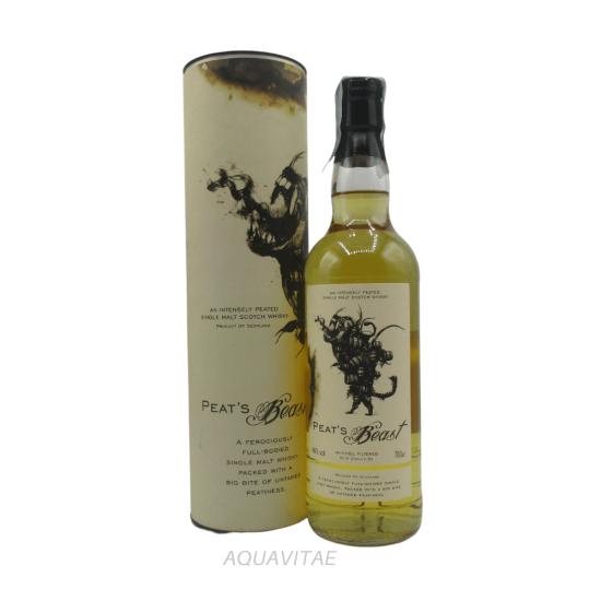 Whisky Peat's Beast Single Malt Single Malt Scotch Whisky
