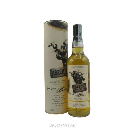 Whisky Peat's Beast Batch Strength Single Malt Scotch Whisky