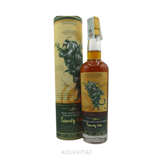 Whisky Peat's Beast 25 Year Old Single Malt Scotch Whisky