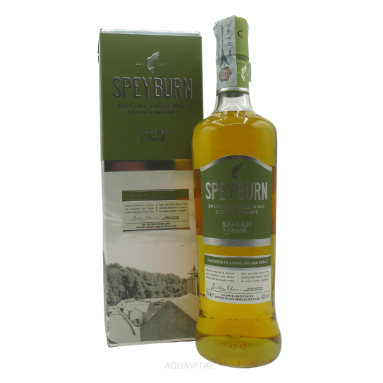 Whisky Speyburn Bradan Orach Single Malt Scotch Whisky
