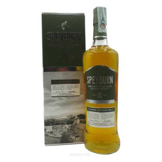 Whisky Speyburn 10 Year Old Single Malt Scotch Whisky