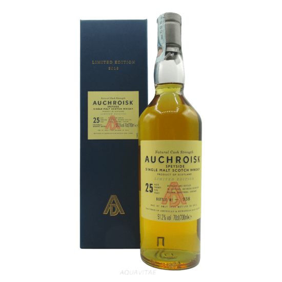Whisky  Auchroisk 25 Year Old Special Release 2016 Whisky scozzese Single Malt