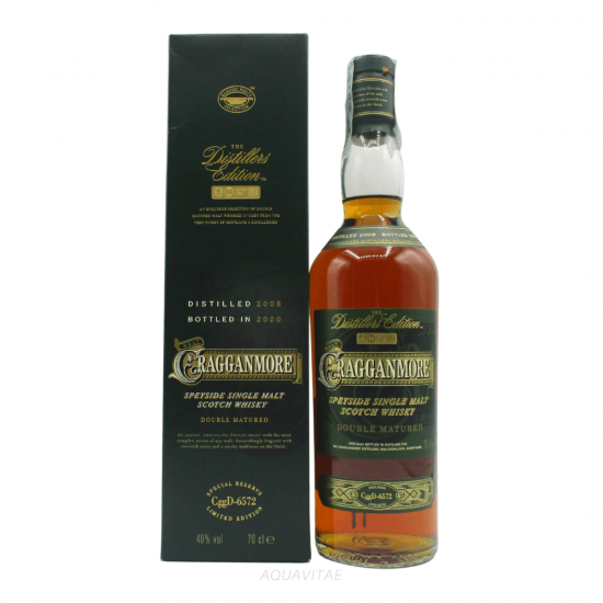Whisky Cragganmore The Distillers Edition 2020 Single Malt Scotch Whisky