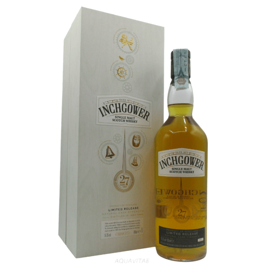Whisky Inchgower 27 Year Old Special Release 2018 Single Malt Scotch Whisky