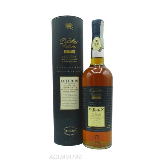Whisky Oban Distillers Edition 2020 - Single Malt Scotch Whisky