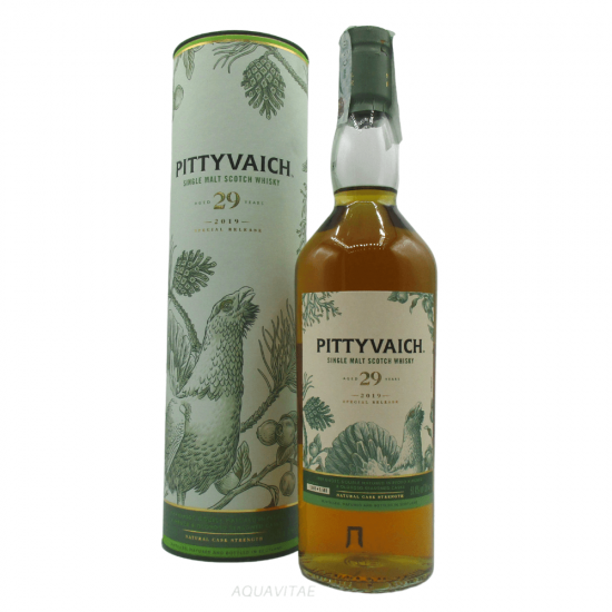 Whisky Pittyvaich 29 Year Old Special Release 2019 Single Malt Scotch Whisky