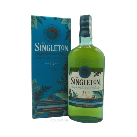 Whisky The Singleton of Dufftown 17 Year Old Special Release 2020 Single Malt Scotch Whisky