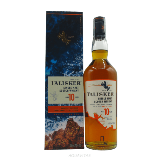 Whisky Talisker 10 Year Old TALISKER