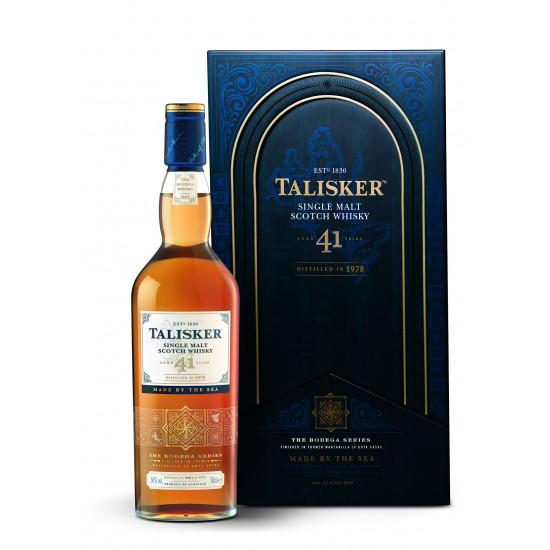 Whisky Talisker 41 Year Old TALISKER
