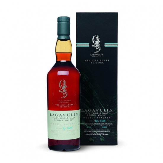 Whisky Lagavulin The Distillers Edition 2019 LAGAVULIN