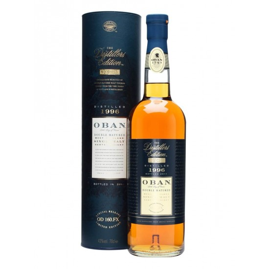 Whisky Oban Distillers Edition 2011 OBAN