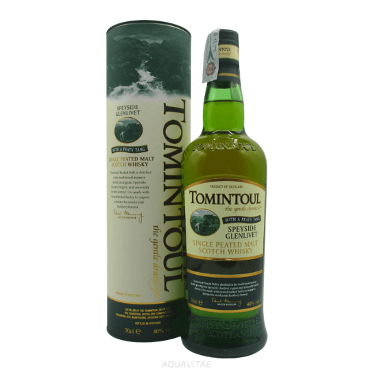 Whisky Tomintoul Peaty Tang Tomintoul