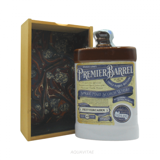 Whisky Premier Barrel Fettercairn 10 Year Old Single Malt Scotch Whisky
