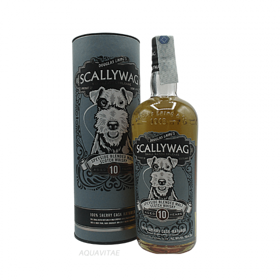 Whisky Scallywag 10 Year Old Small Batch Release Whisky Scozzese Blended Malt