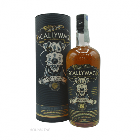 Whisky Scallywag Small Batch Release - Whisky Scozzese Blended Malt