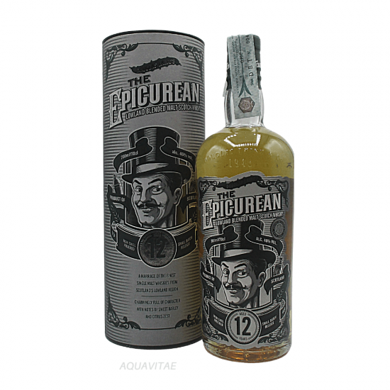 Whisky The Epicurean 12 Year Old Small Batch Release Whisky Scozzese Blended Malt