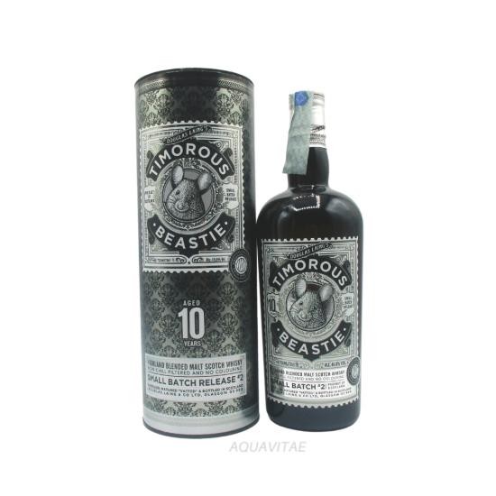Whisky Timorous Beastie 10 Year Old Small Batch Release Whisky Scozzese Blended Malt