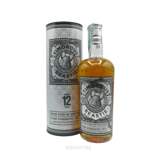 Whisky Timorous Beastie 12 Year Old Cask Strength Whisky Scozzese Blended Malt