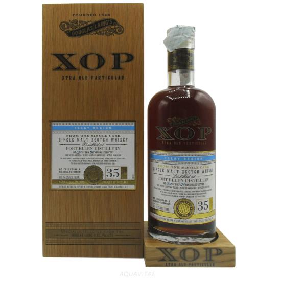 Whisky XOP Port Ellen 35 Year Old Single Malt Scotch Whisky