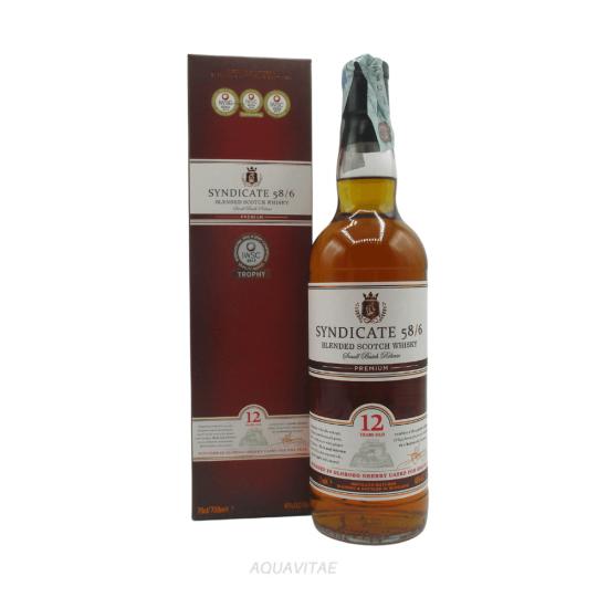 Whisky Syndicate 58/6 12 Year Old DOUGLAS LAING