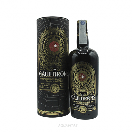 Whisky The Gauldrons Campbeltown Blended Malt Whisky Scozzese Blended Malt