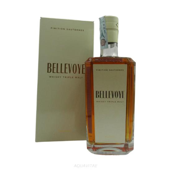 Whisky  Bellevoye Blanc Whisky Francese Blended