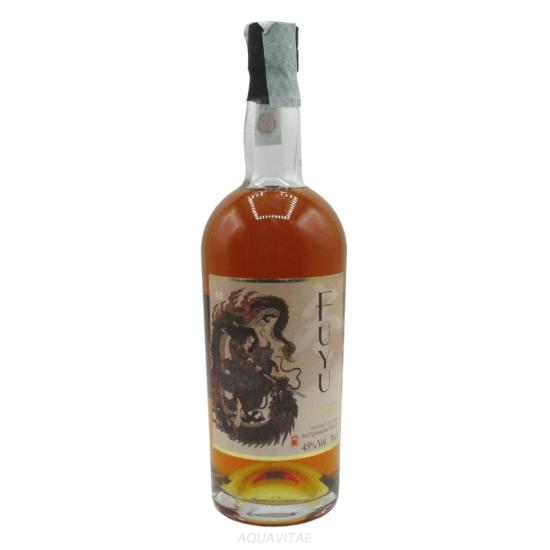 Whisky Fuyu Blended Mizunara Finish Whisky Giapponese Blended